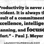 28 Inspiring Quotes On Productivity And New Slideshare!