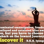 10 Timeless Ideas On Life From The Yoga Master, BKS Iyengar